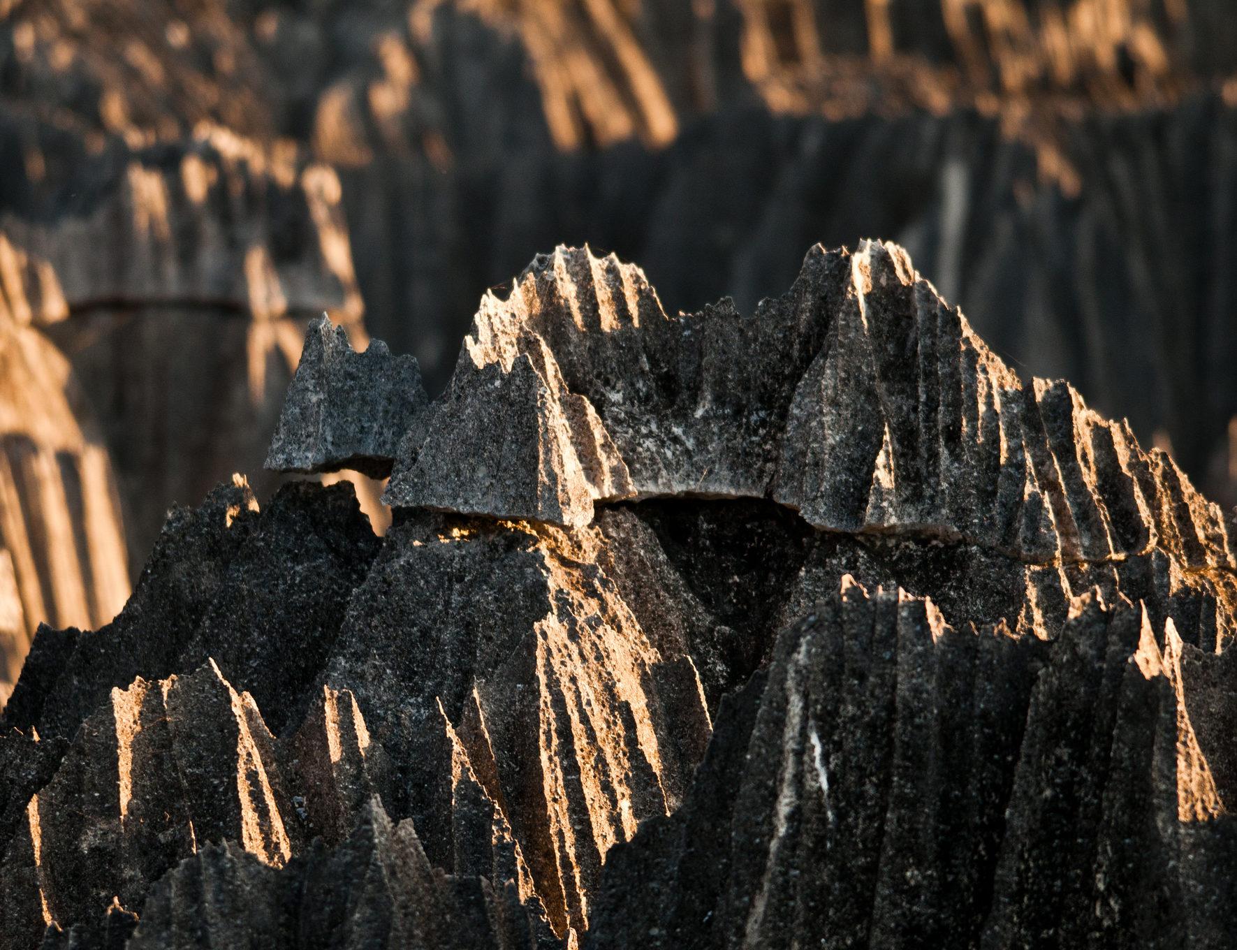 zoom roche tsingy madagascar