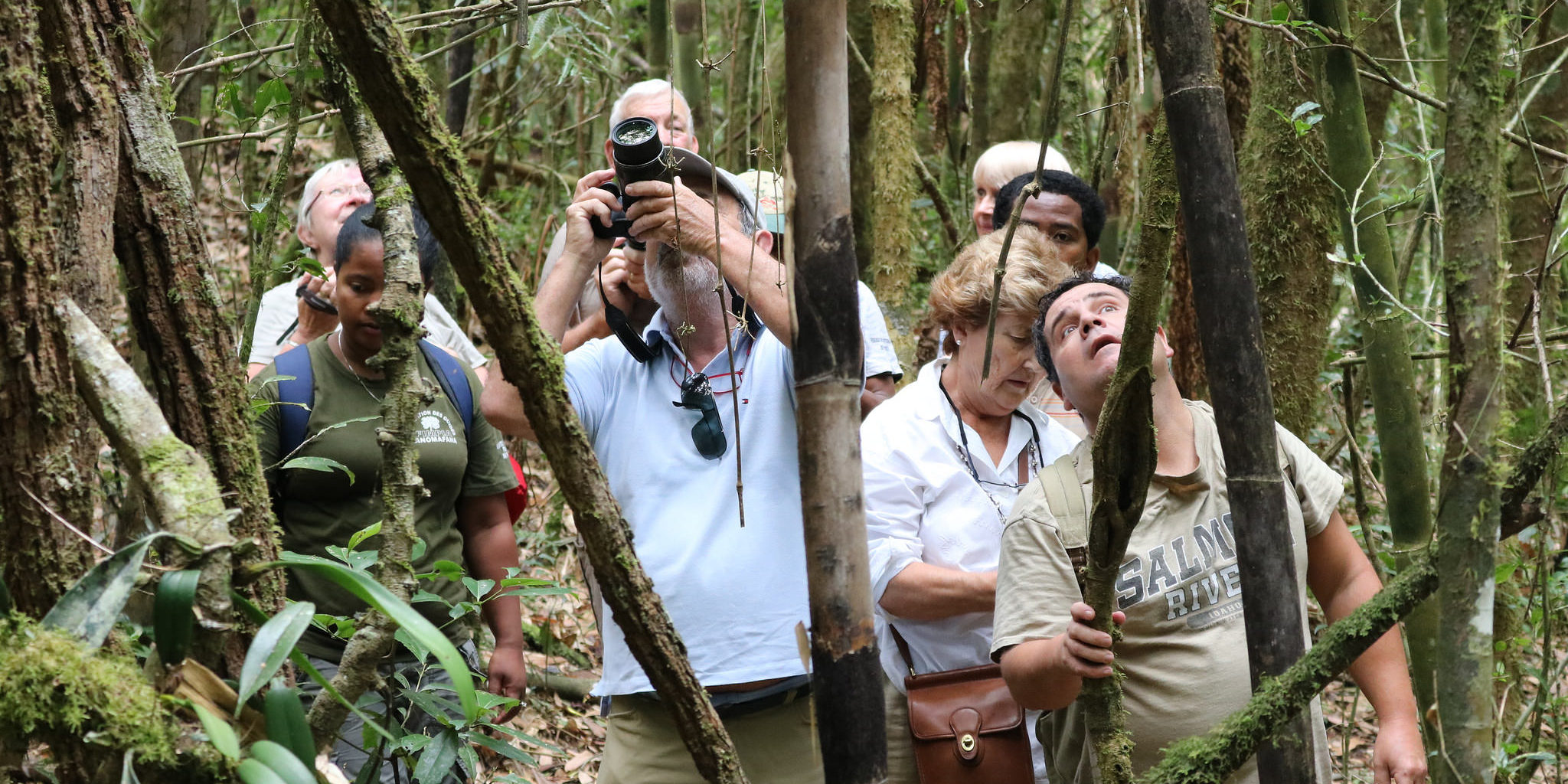 touristes madagascar ranomafana