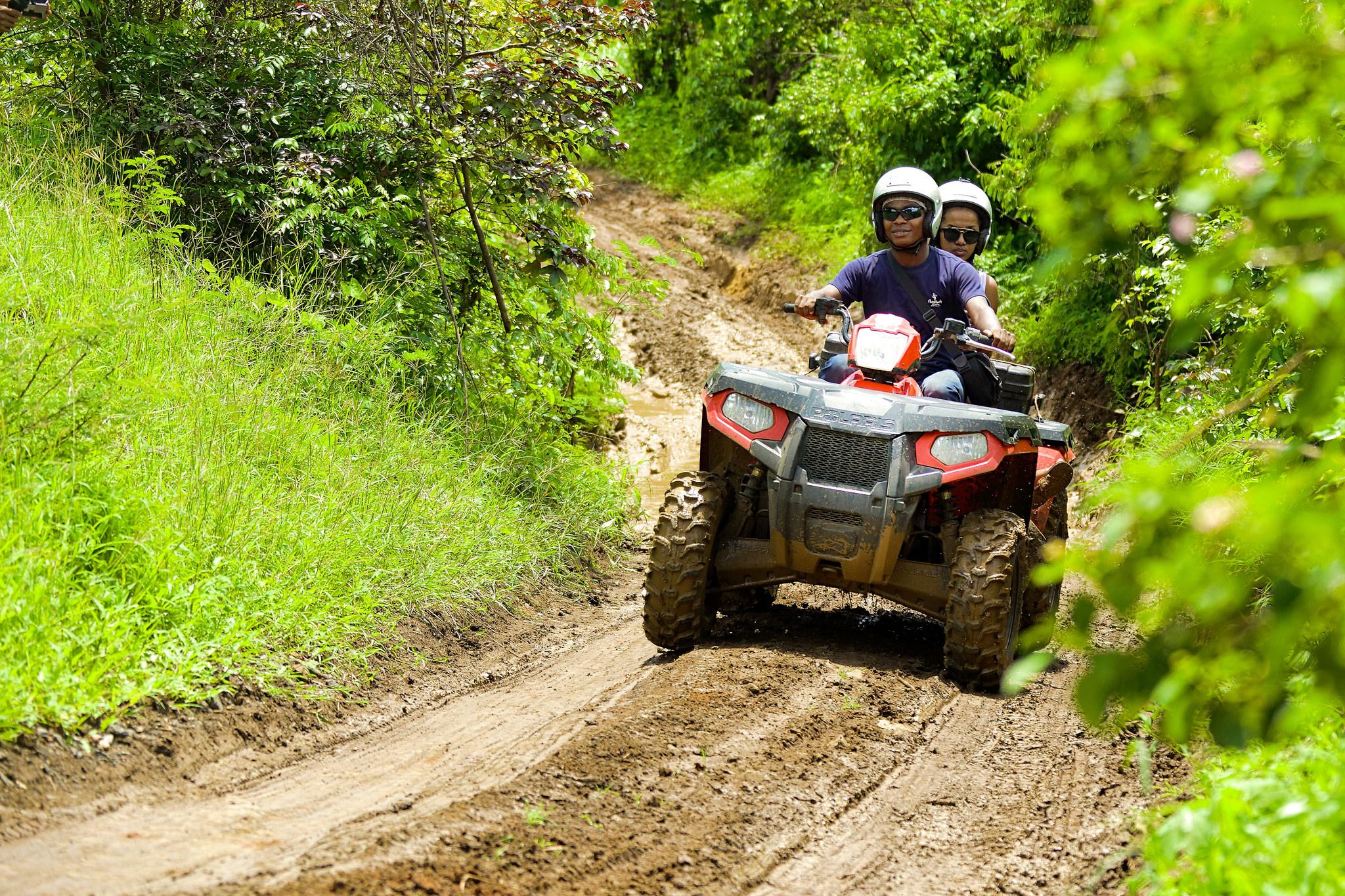 randonnée quad madagascar