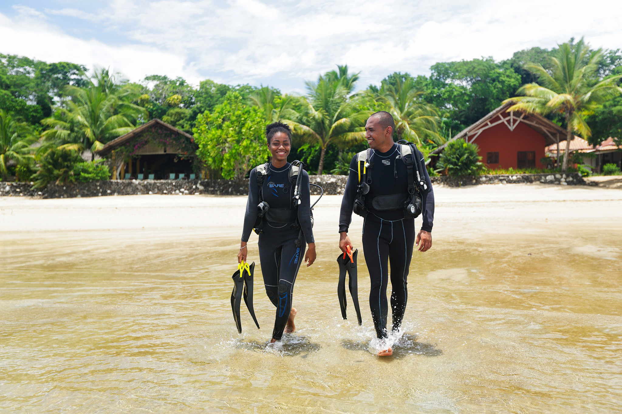 plongeurs malgaches madagascar