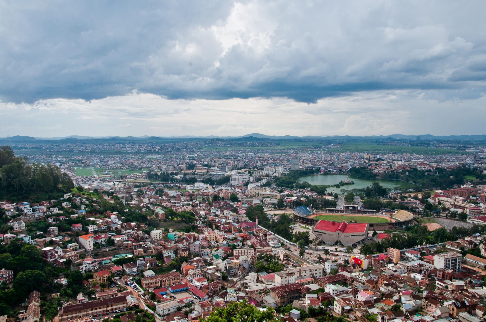 Antananarivo la capitale del madagascar la citt dei mille office national du tourisme de - Office national du tourisme madagascar ...