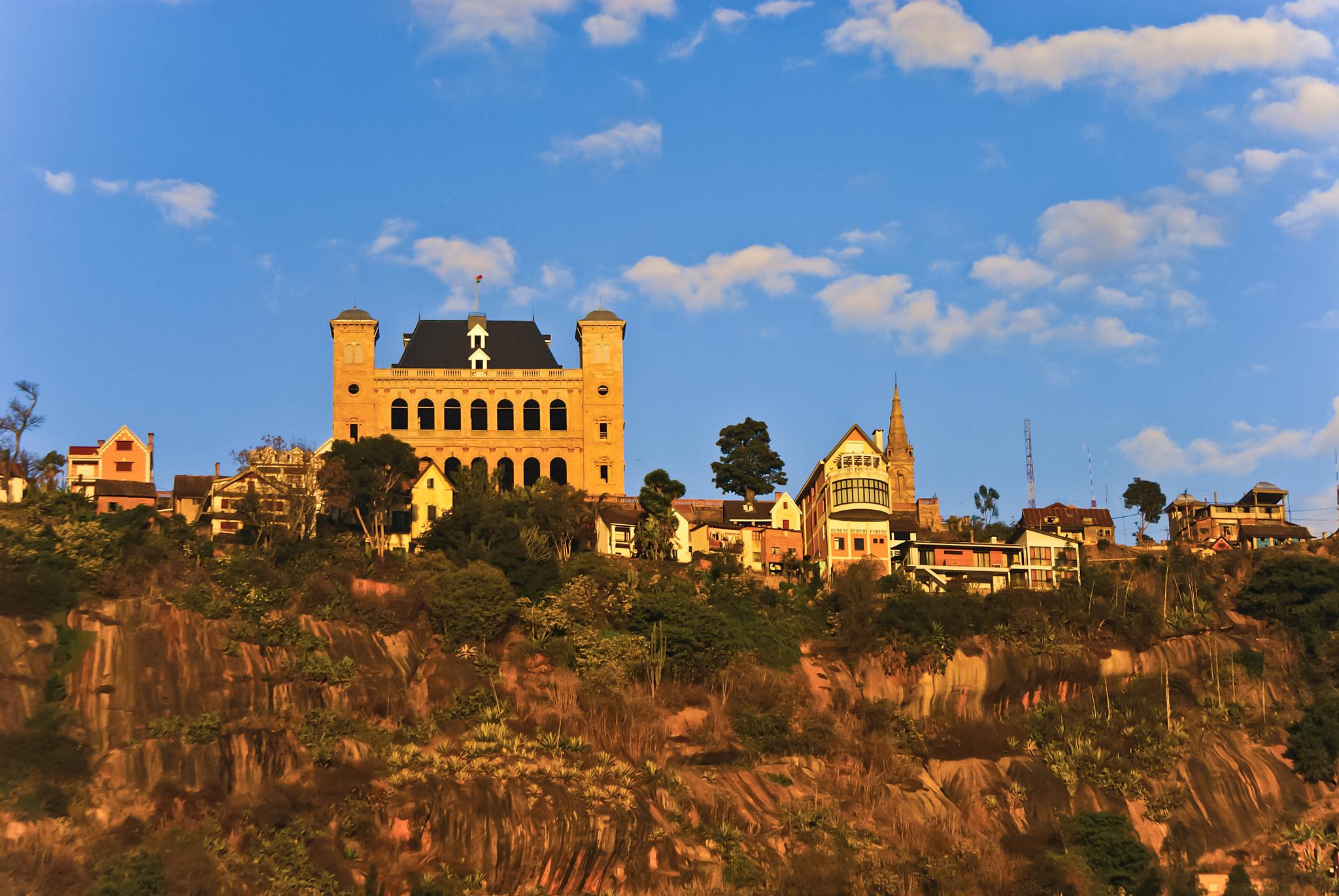 palais de la reine antananarivo madagascar