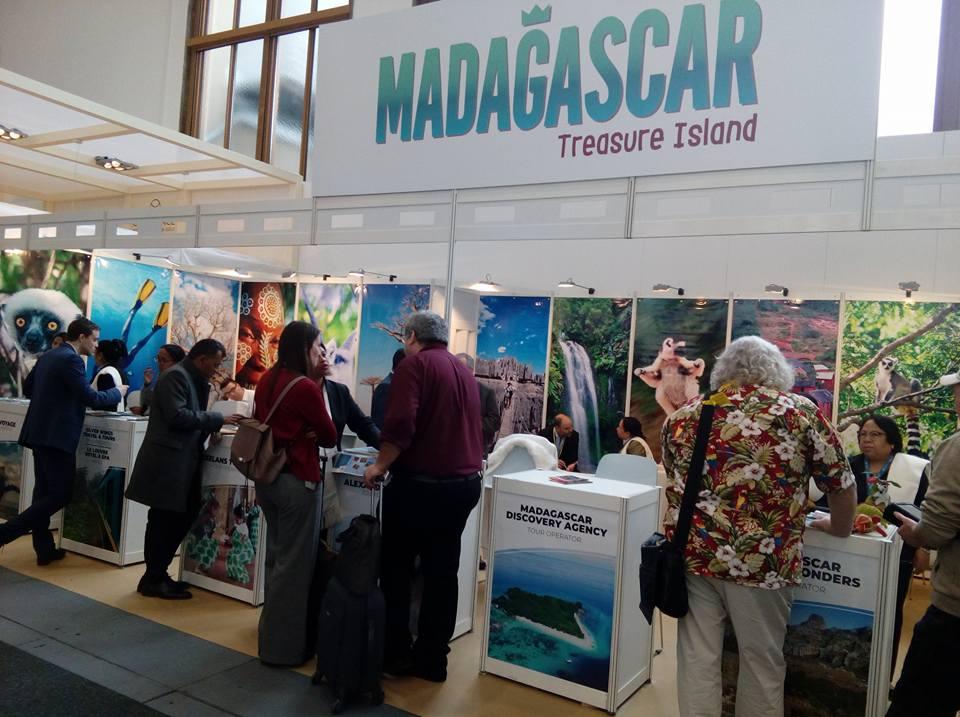 Itb berlin 2018 tourisme durable une agence de voyages de madagascar prim e office national - Office du tourisme de berlin ...