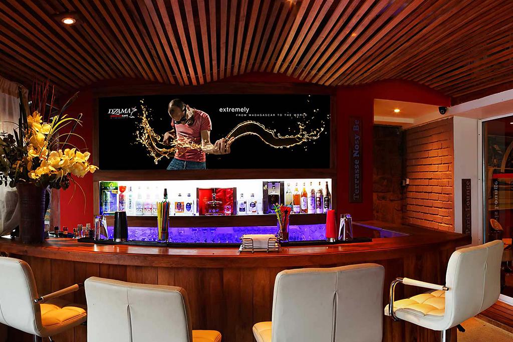 Dzama Cocktail Café - 0