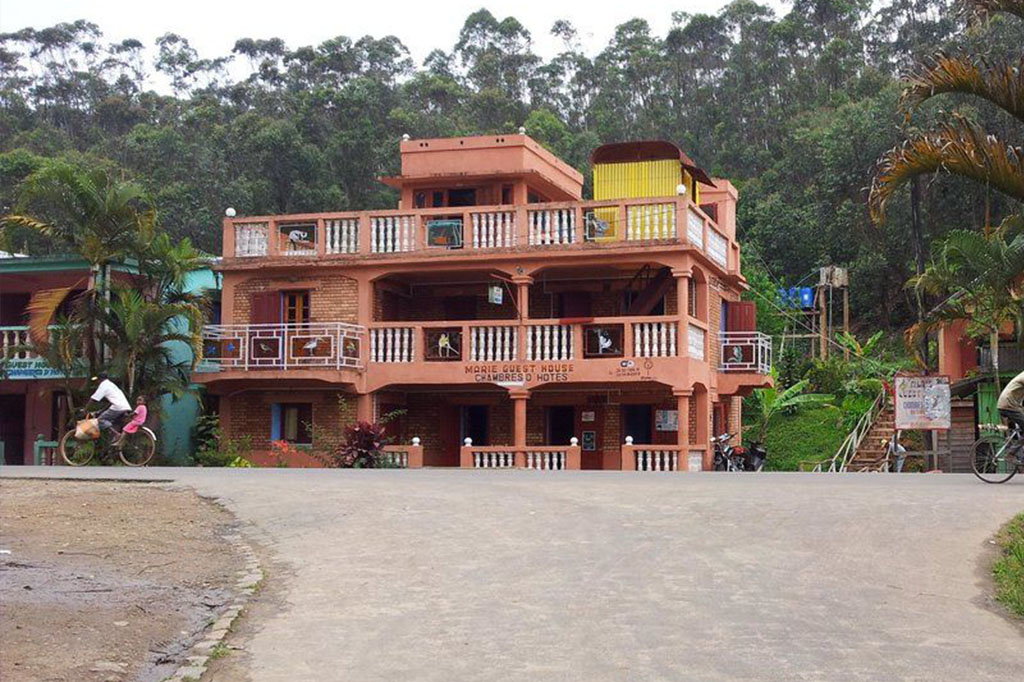 Marie guest house - 0