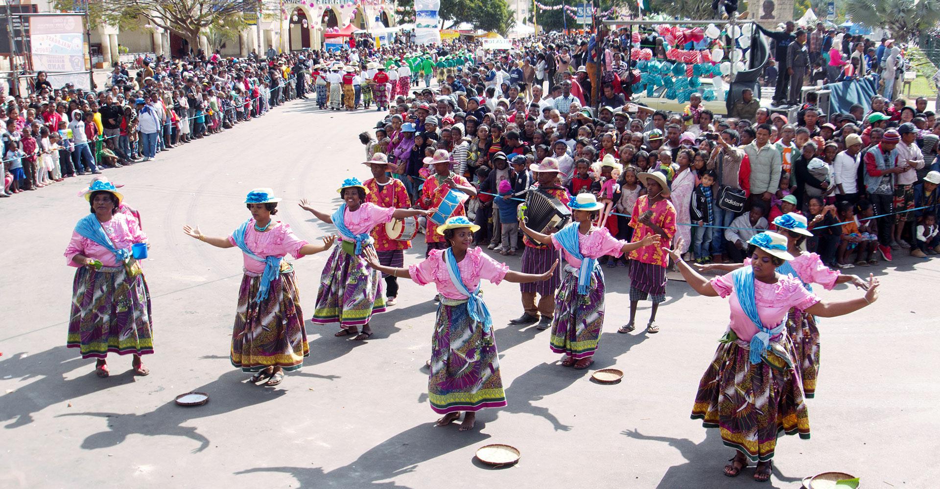 Carnaval de Madagascar - 0