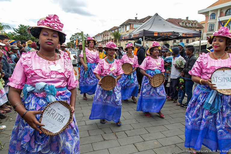 Carnevale del Madagascar
