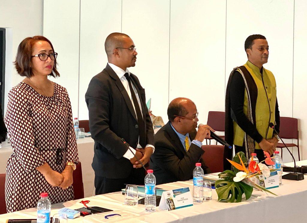 Boda narijao r lu au poste de pr sident de l 39 office - Office national du tourisme ...