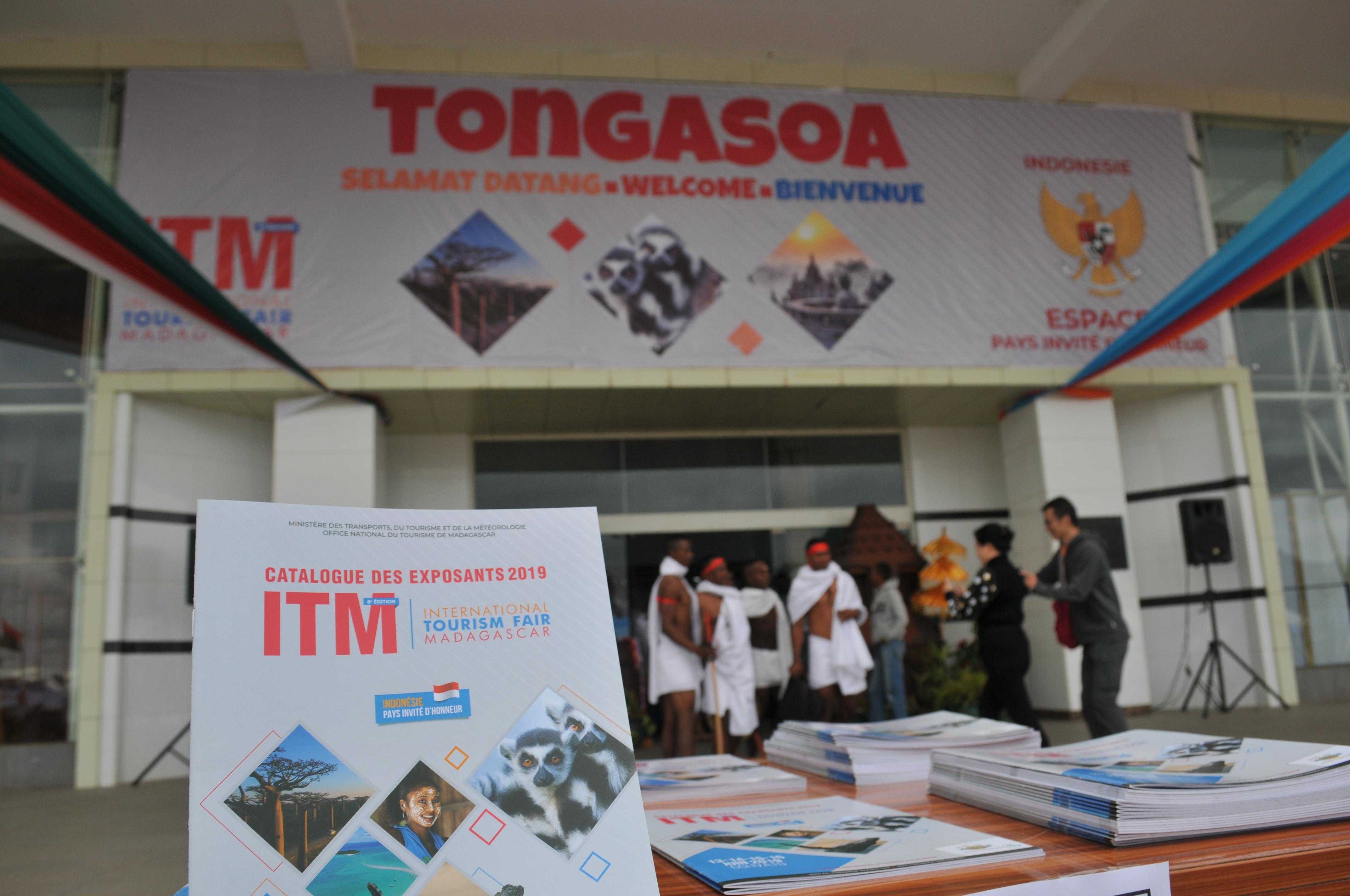 ITM (International Tourism Fair Madagascar) - 0