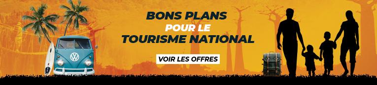 Bons plans pour le tourisme national