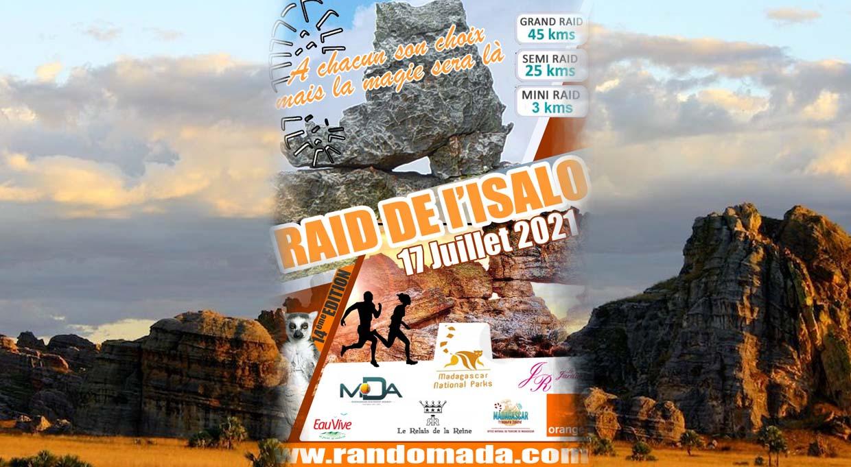 RAID DE L'ISALO - 0